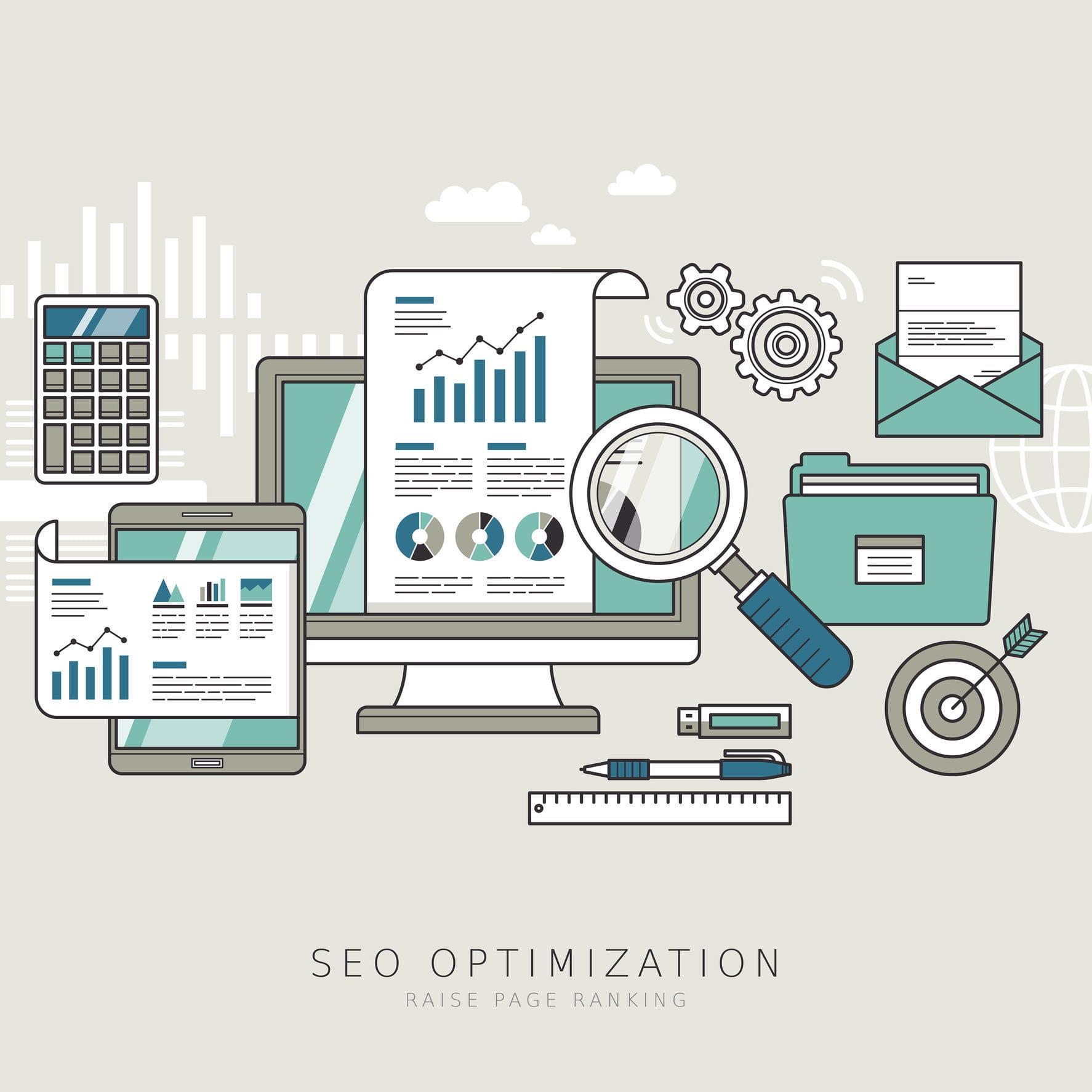 SEO optimization Professional Marketing software